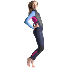 Load image into Gallery viewer, C-Skins Kids Unisex Element FL 3/2mm Steamer Wetsuit