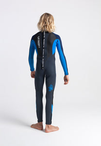 C-Skins Kids Unisex Element FL 3/2mm Steamer Wetsuit
