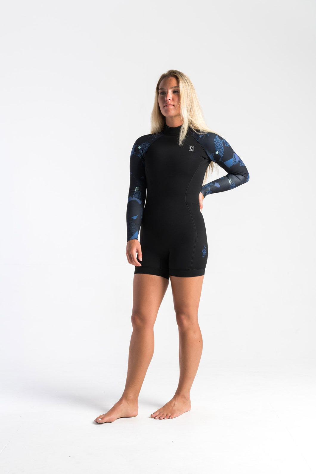 C-Skins Solace Women's 3/2mm Boyleg Spring Wetsuit