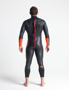 C-Skins Men's Swim Research 4/3mm Wetsuit