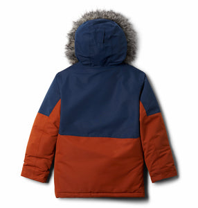 Columbia Kids Nordic Strider Waterproof Omni Heat Parka