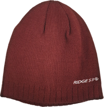 Load image into Gallery viewer, Ridge 53 Knitted Beanie Hat
