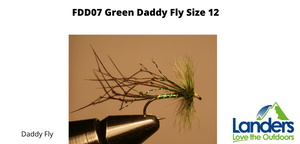 Silverbrook Daddy's & Mayfly