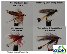 Load image into Gallery viewer, Flies Of Ireland Trout Fly