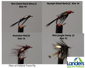 Flies Of Ireland Trout Fly