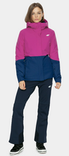 Load image into Gallery viewer, 4F Women's Waterproof Insulated Ski Jacket