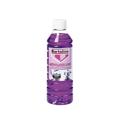 Methylated Spirit 500ml Bottle