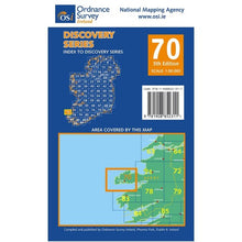 Load image into Gallery viewer, OSI Discovery Map 70 Laminated