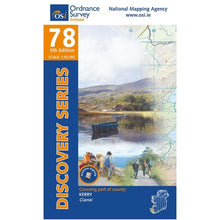 Load image into Gallery viewer, OSI Discovery Map 78 Laminated