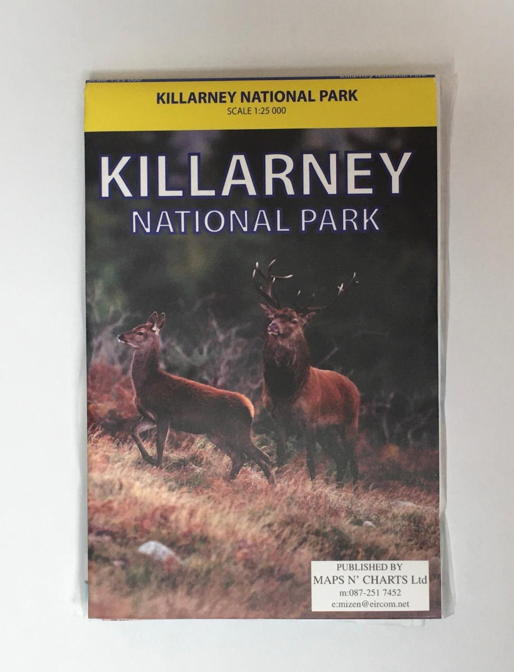 OSI Map Killarney National Park