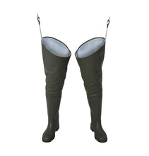 Load image into Gallery viewer, Pros Unisex Thigh Waders - PVC/Polyester