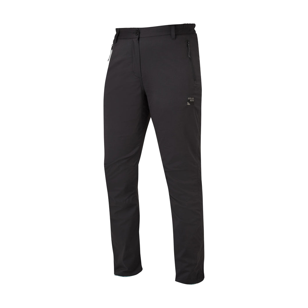 Sprayway Women's All Day Rain Pant- Waterproof Trousers (Updated Version)