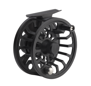 Scierra Track 1 Trout # 3/4 Black Fly Reel