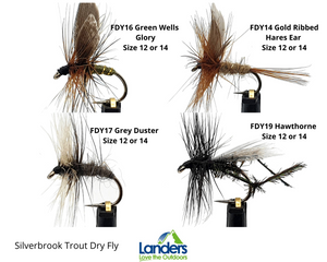 Silverbrook Trout Dry Fly