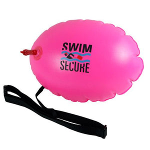 Swim Secure Tow Float Swim Buoy Pink