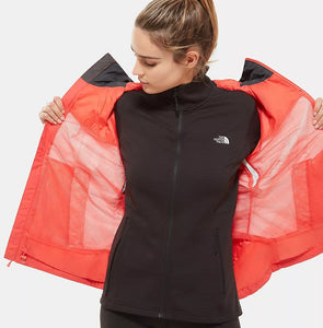 The North Face Women's Stratos Waterproof Rain Jacket