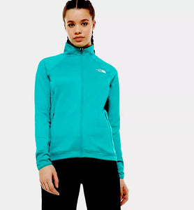 The North Face Women's Impendor Full Zip Midlayer Jacket
