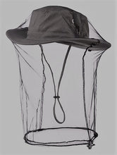 Load image into Gallery viewer, Trekmates Unisex Bush Hat + Mosquito Net