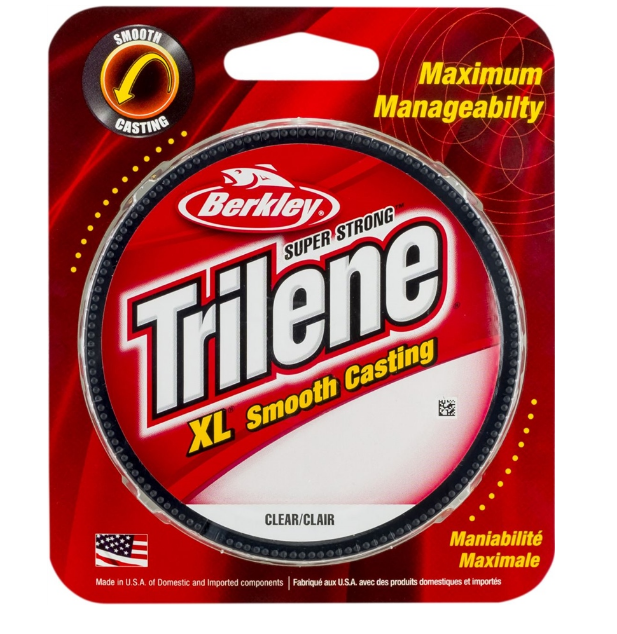 Berkley Trilene XL Clear 14lb Line (300yd)