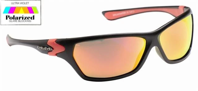Eyelevel Breakwater Polarized Sunglasses - Red