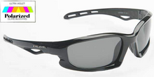 Load image into Gallery viewer, Eyelevel Castaway Polarized Sunglasses - Black