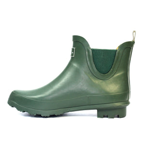 Lunar Women's Conifer Rubber Ankle Wellies