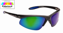 Load image into Gallery viewer, Eyelevel Crossfire Polarized Sunglasses - Blue