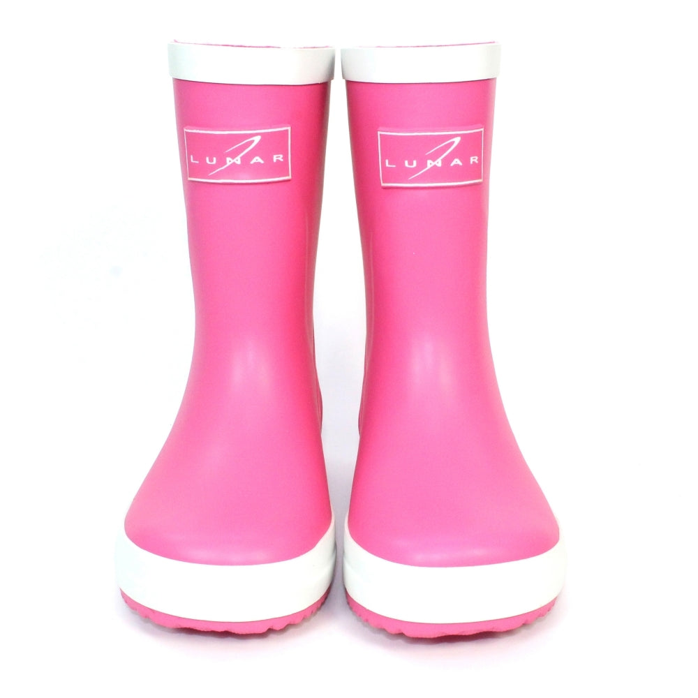 Lunar Aqua Toddlers/Kids'  Rubber Wellies