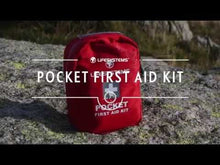 Load and play video in Gallery viewer, Lifesystems Pocket First Aid Kit