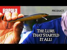 Load and play video in Gallery viewer, Rapala Original Floating 13cm Lure