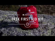 Load and play video in Gallery viewer, Lifysystems Trek First Aid Kit