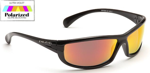 Eyelevel Jupiter Polarized Sunglasses - Red