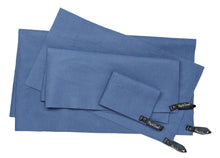 Load image into Gallery viewer, PackTowl Original Travel Towel - Large (Blue)