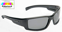 Load image into Gallery viewer, Eyelevel Rapide Polarized Sunglasses - Black