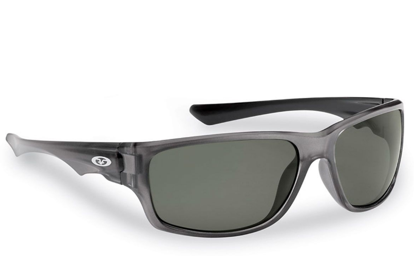 Flying Fisherman Roller Sunglasses - Smoke