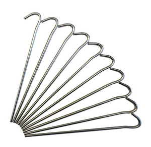 Summit 18cm Skewer Tent Pegs (20 pack)