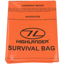 Load image into Gallery viewer, Highlander Double Survival Bivi Bag