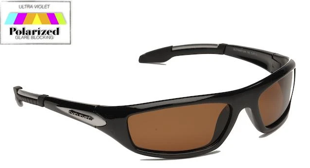 Eyelevel Ultimatum Polarized Sunglasses - Brown