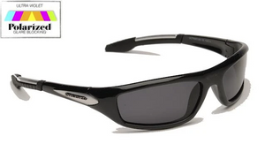 Eyelevel Ultimatum Polarized Sunglasses - Grey