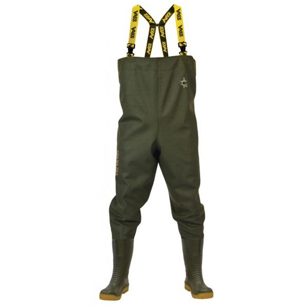 Vass Vass-Tex 700 Unisex Chest Waders - Studded