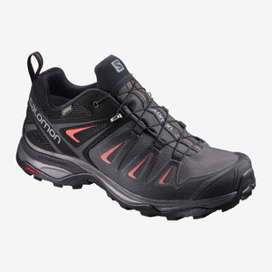 Salomon Women's X Ultra 3 Gore-Tex Waterproof Trail Shoes