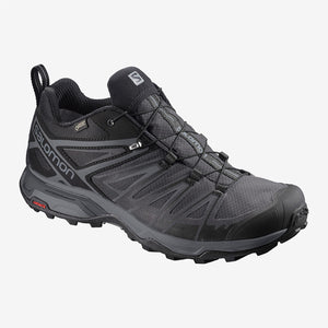 Salomon Men's X Ultra 3 Gore-Tex Waterproof Trail Shoes