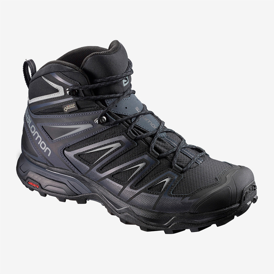 Salomon Men's X Ultra 3 Mid Gore-Tex Waterproof Trail Boots