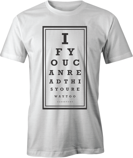 QUARANTEES - Eye Chart