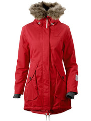Didriksons, Angelina Parka, Red