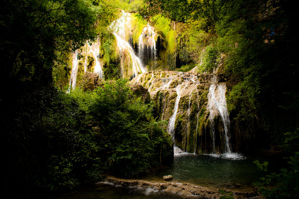 Krushuna Waterfall, Bulgaria