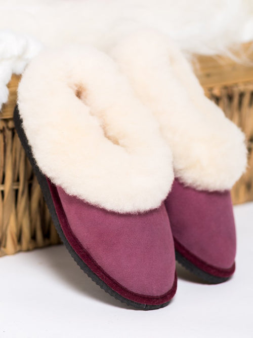 Women's Casse Sheepskin Slippers