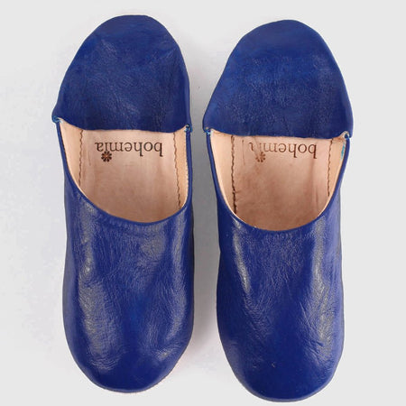 Felted Wool Slipper Shoes