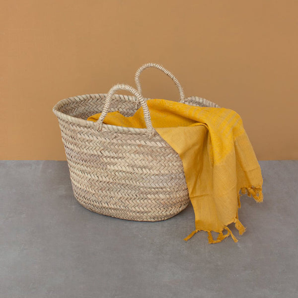 Moroccan Market Baskets (2 sizes)