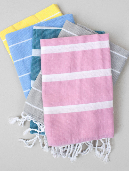 Ibiza Summer Baby Turkish Hammam Towel